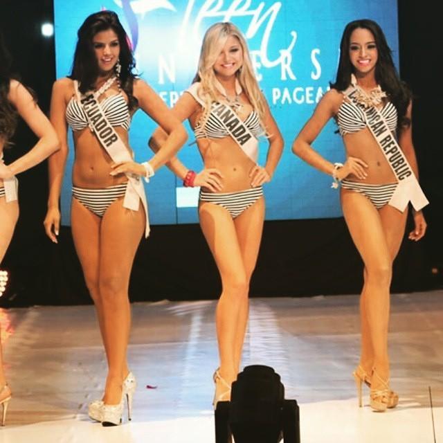 Miss Teen Universe | Miss Teenage Canada